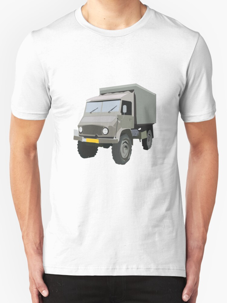 unimog t shirts hoodies by 2piu2design redbubble. Black Bedroom Furniture Sets. Home Design Ideas