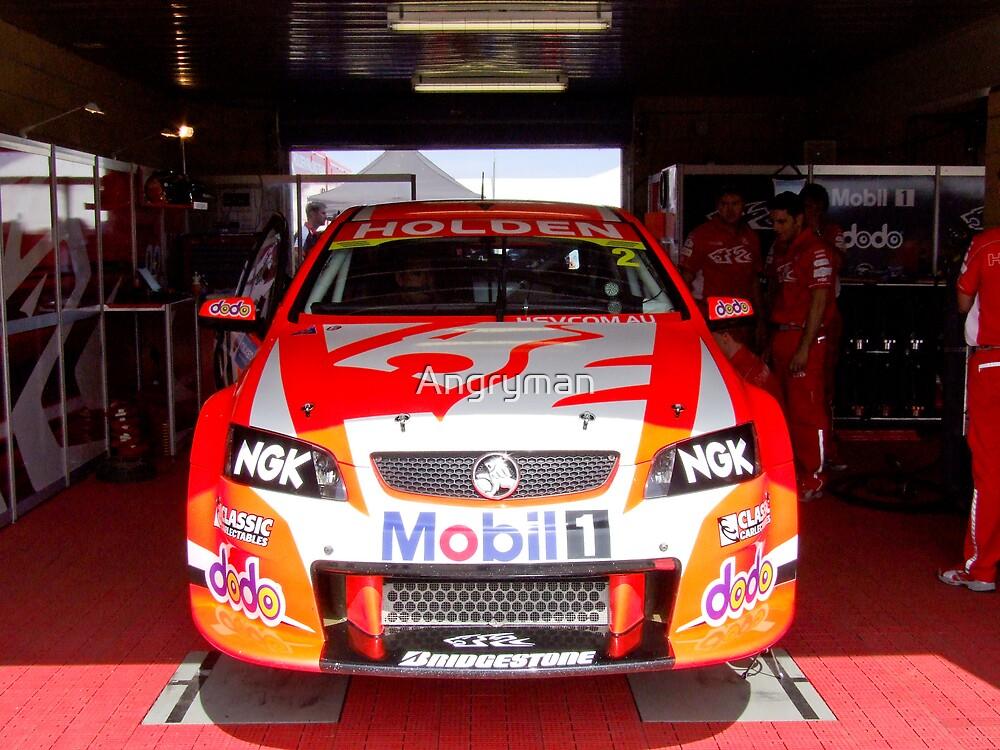 Skaife's Garage by Angryman