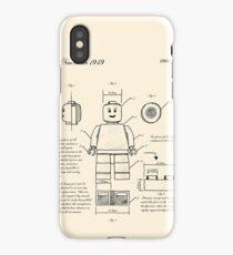 Lego Plane iPhone Case/Skin