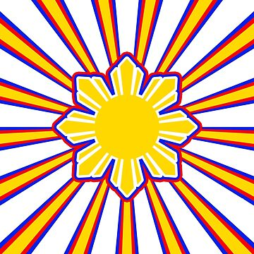 Pinoy Funky Sun by kayve