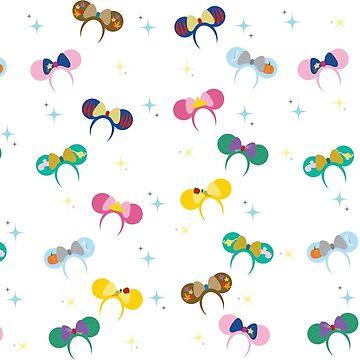Magical Princess Ears by darrianrebecca