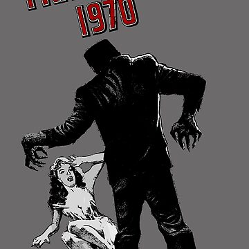 Frankenstein 1970 by I-got-red-on-me