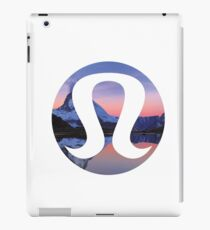 Lulu Mountain Sunset iPad Case/Skin
