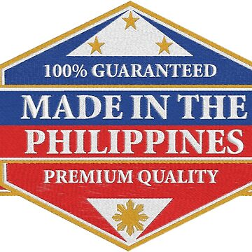 Made In The Philippines by kayve