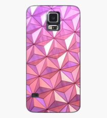 Glowing Spaceship Earth Clothes and Items- Epcot Case/Skin for Samsung Galaxy