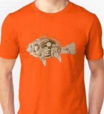 Steampunk mechanical fish T-Shirt