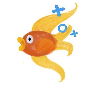 Fish Fish Fish by ChiharuFinn