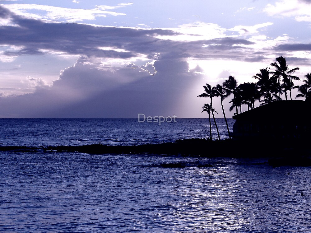 Blue Hawaii by Despot