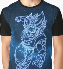 Dragon Ball - Vegito Blue Galaxy (Vegetto) Graphic T-Shirt