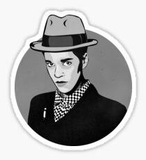 Women of Punk - Pauline Black (B&W) Sticker