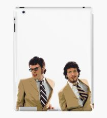 Flight of the Conchords 3 iPad Case/Skin