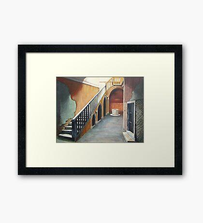 Casa Goldoni - Venice Framed Print