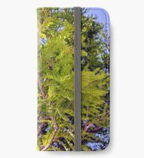 Under a tree iPhone Wallet/Case/Skin