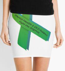 Mental Health & OCD Support - Fight the Stigmas Mini Skirt