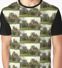 Huntly Castle in Scotland Graphic T-Shirt