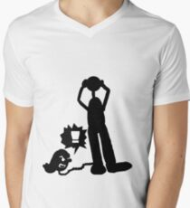 The Old Ball and Chain Men's V-Neck T-Shirt