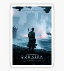 Dunkirk Merch Sticker