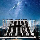 Escalator To The Heavens by BanzaiBlazer