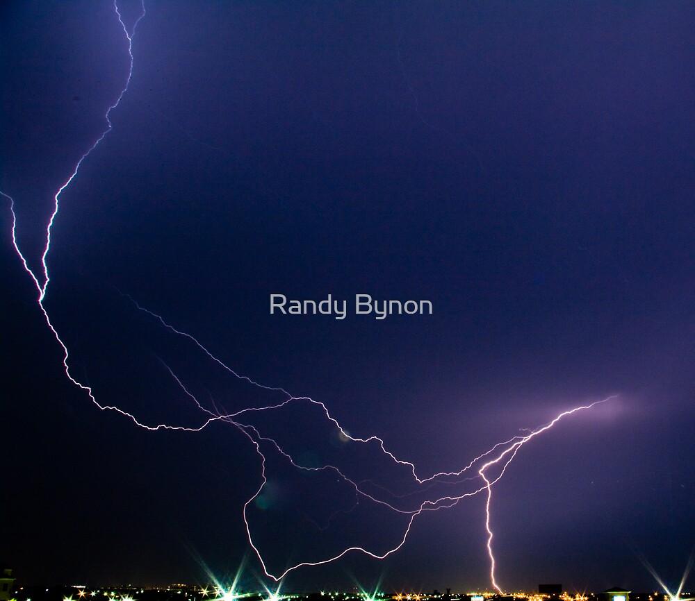 Arc Across the Sky by Randy Bynon