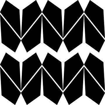 Split Stripes by Artantat