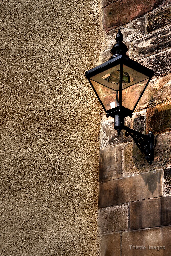 Church Light by Thistle Images