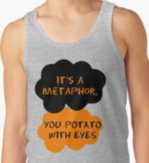 Orange Is The New Black - The Fault in Our Stars Crossover Tank Top
