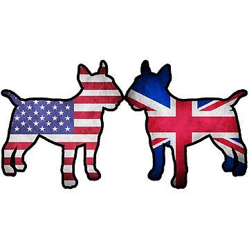 American Union Bullies by Braelove