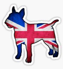 Union Jack Bully Sticker