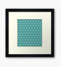 I mean, if you like Blue... Framed Print