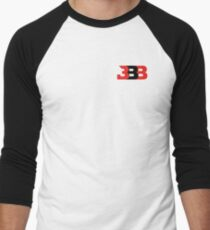Big Baller Brand Men's Baseball ¾ T-Shirt