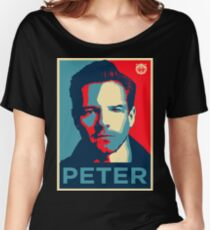 Peter Hale Hope Poster Women's Relaxed Fit T-Shirt