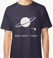 Cassini Spacecraft Classic T-Shirt