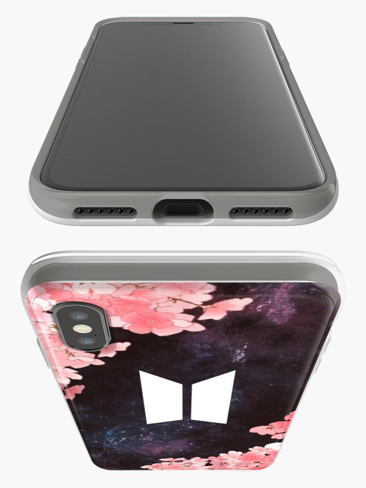 Alternative Ansicht von BTS Space [Neues Logo] iPhone-Hüllen & Cover