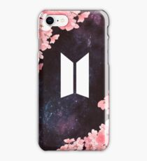 BTS Space [New Logo] iPhone Case/Skin