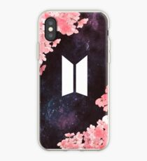 BTS Space [Neues Logo] iPhone-Hülle & Cover
