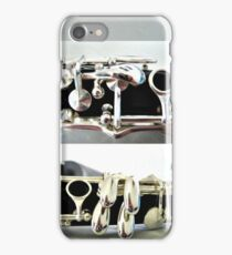 Clarinet Bliss - Command Performance iPhone Case/Skin