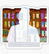 Gentrification Sticker