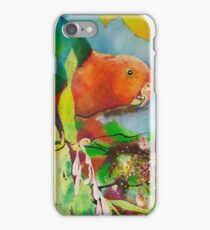 King Parrot iPhone Case/Skin