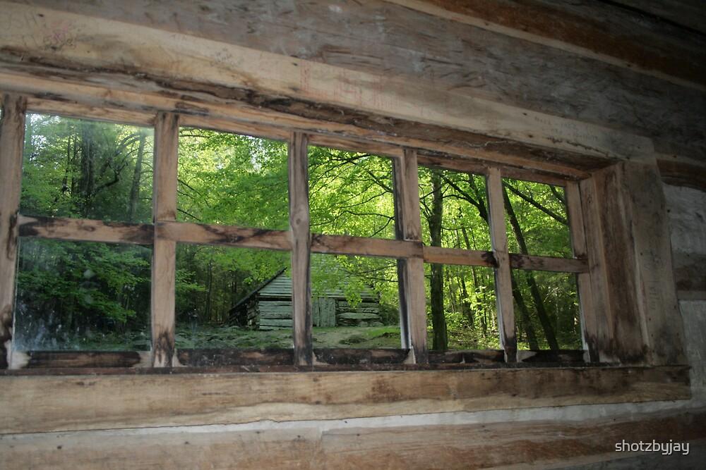 "Looking out Noah ""Bud"" Ogle's Window by shotzbyjay"