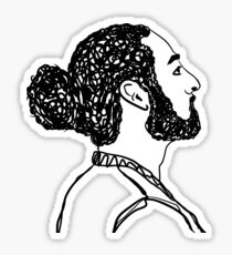 uberhaxornova Sticker