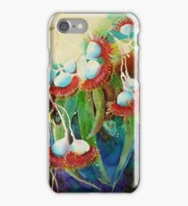 Silver princess gumblossoms iPhone Case/Skin