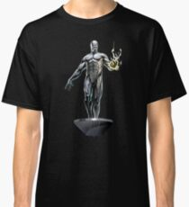 a cool hero with fire Classic T-Shirt