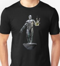 a cool hero with fire Unisex T-Shirt