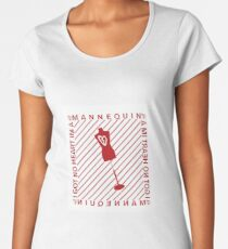 "XXXTentacion Merch - ""Manikin"" Women's Premium T-Shirt"