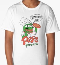 Pepe Pizzeria Long T-Shirt