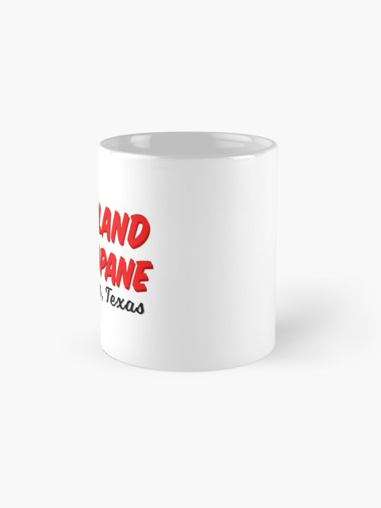 Alternative Ansicht von Strickland Propan - Arlen Texas Tasse