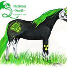 Radioactive Horse by Stephanie Small