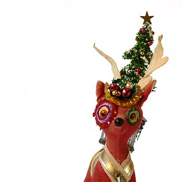 Holidaze Reindeer by SusanSanford