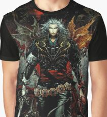 Castlevania Lord Of Shadow Graphic T-Shirt