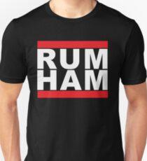 Rum Schinken Unisex T-Shirt
